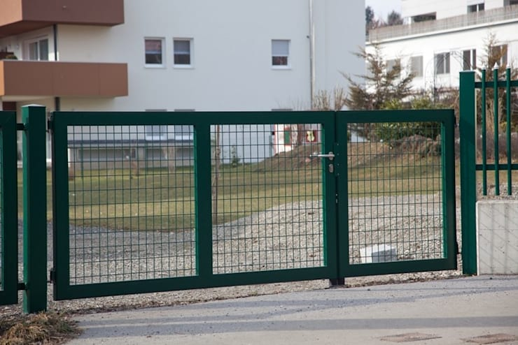 minimalist  by Rakstal - Bramy i ogrodzenia, Minimalist