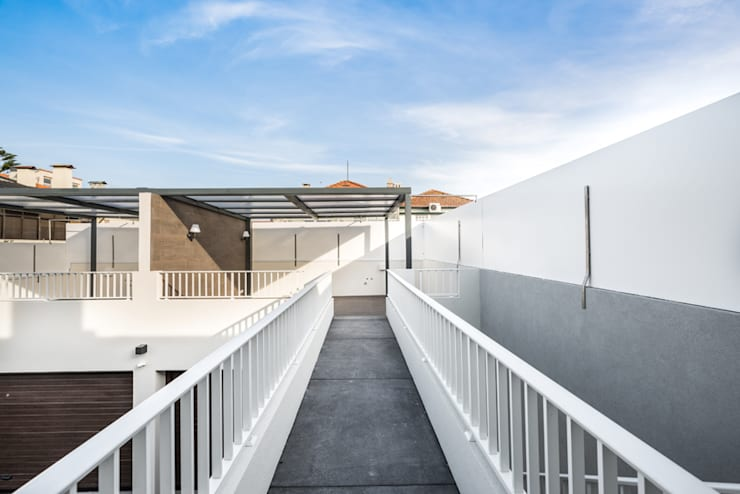 Multi-Family house by SHI Studio, Sheila Moura Azevedo Interior Design, Modern