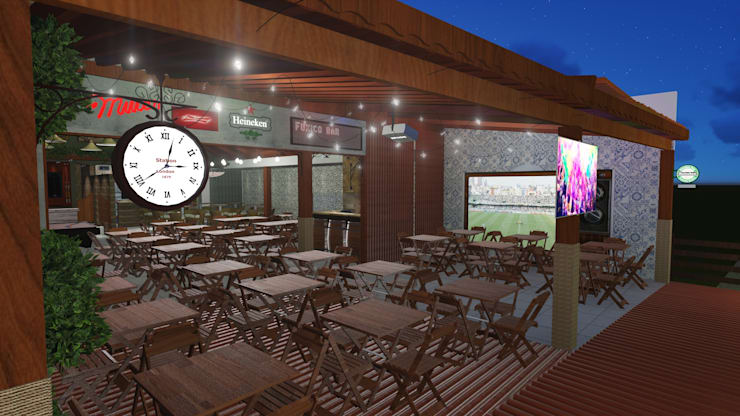 Bars & clubs by 88 Arquitetura