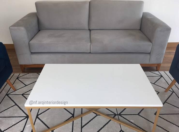 de style  par NF Diseño de Interiores , Moderne