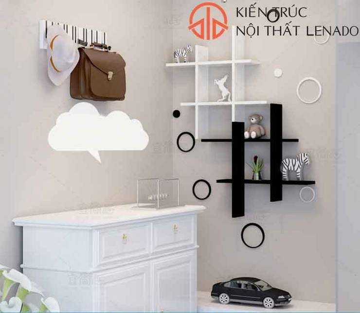 modern  by Kiến trúc và nội thất Lenado, Modern MDF