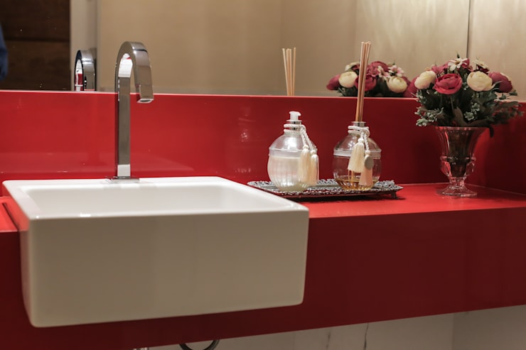 Myrtes Henrique Arquitetura Personalizada:  tarz Banyo