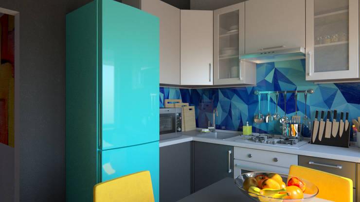 Cocinas de estilo moderno de Perfection A&D Moderno