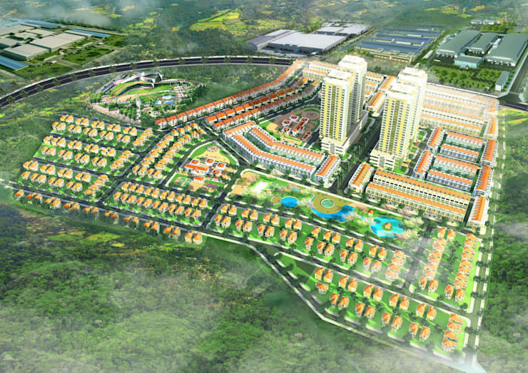 Pavimentos  por Bán đất nền Đồng Nai