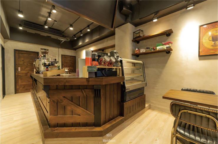 民生東路老窩咖啡:  餐廳 by NO5WorkRoom