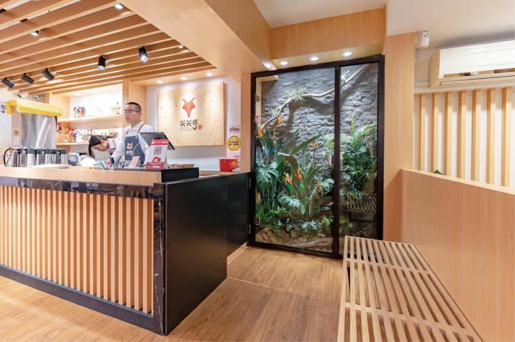 Restaurants de style  par NO5WorkRoom,