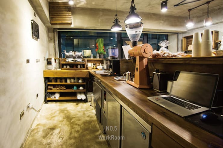 內湖 D 23 咖啡:  餐廳 by NO5WorkRoom