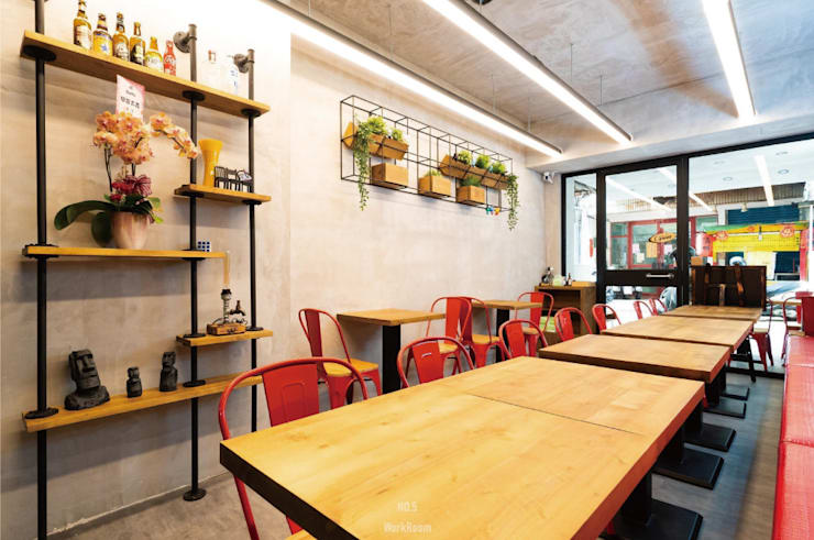 淡水 Buona Pasta 義大利麵:  餐廳 by NO5WorkRoom