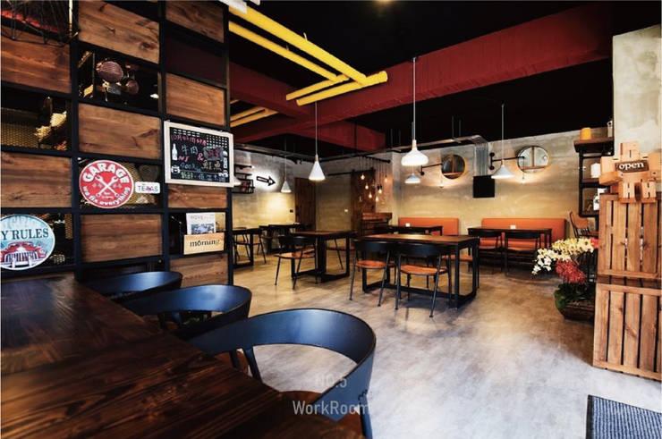 桃園 MOVE:  餐廳 by NO5WorkRoom