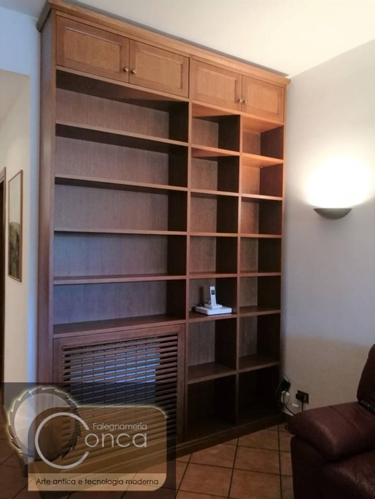 Librerie Di Legno Classiche.Armadi E Librerie Moderne Classiche E In Qualunque Stile Solo Su