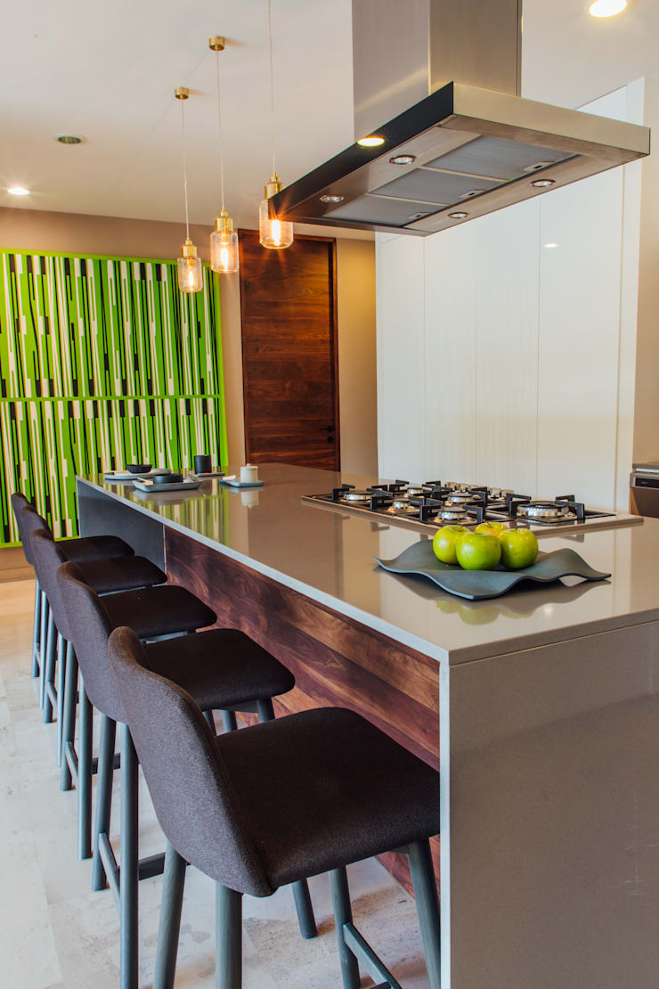 Kitchen by TocoMadera, Modern