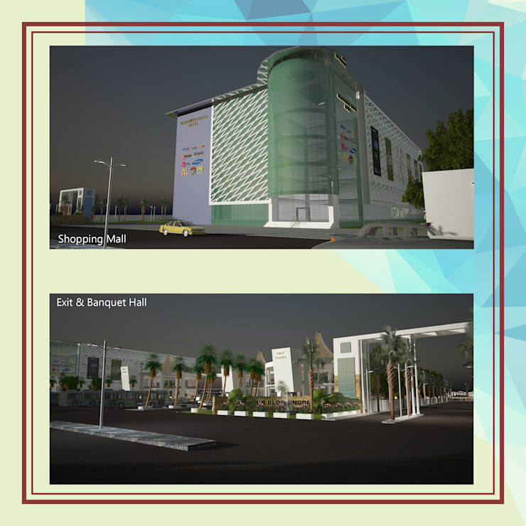Shopping Centres by Gurooji Designs