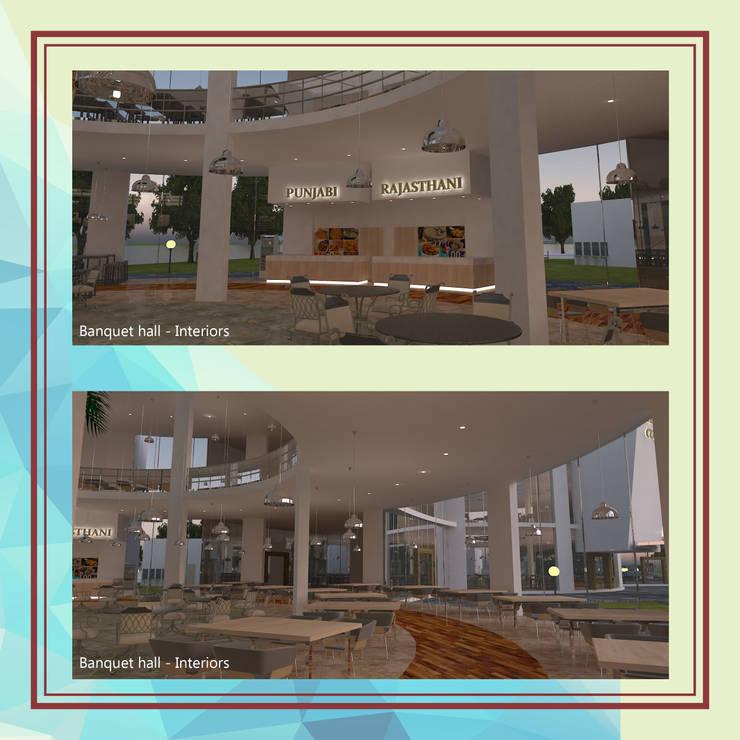 Event venues by Gurooji Designs