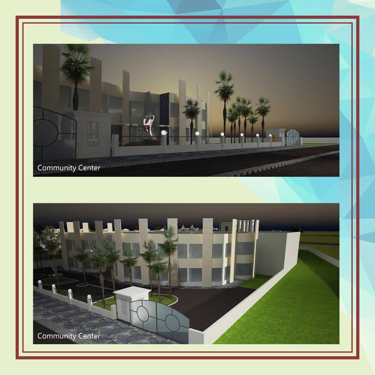 Hotels by Gurooji Designs