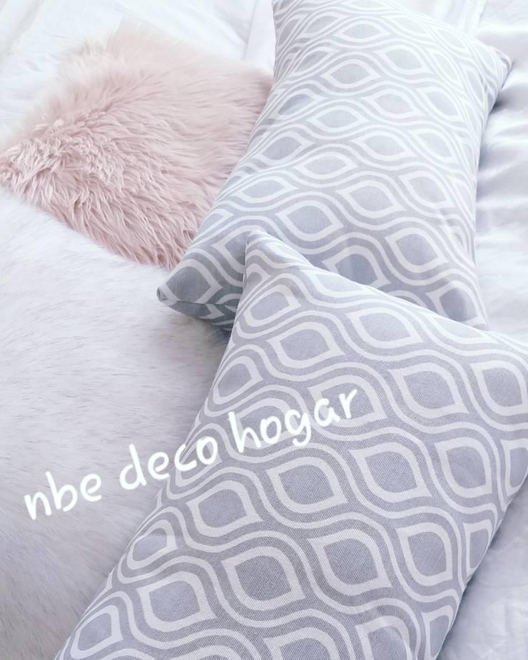 Deco: Dormitorios pequeños de estilo  por NBe DECO,