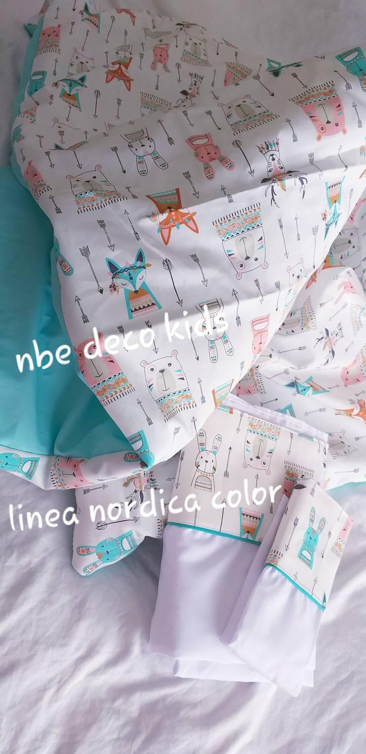 Deco: Habitaciones de bebés de estilo  por NBe DECO,