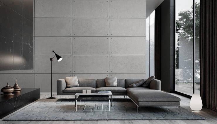 Murs de style  par Loft Design System Deutschland - Wandpaneele aus Bayern