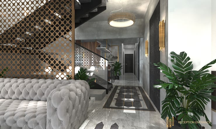 DUPLEX NEW CAIOR:   by Saif Mourad Creations - SMC