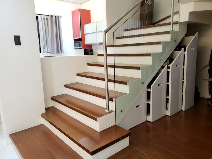 Escaleras de estilo  por Geraldine Oliva