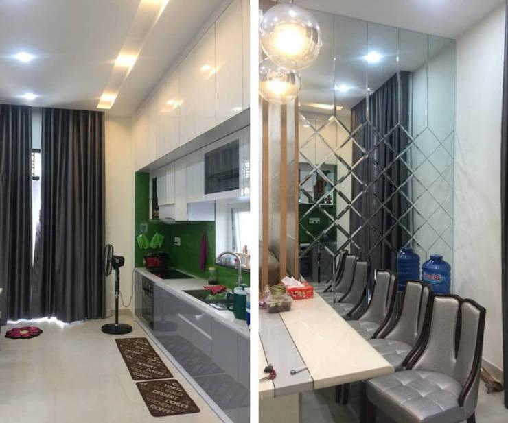 Văn phòng & cửa hàng by Công ty Thiết Kế Xây Dựng Song Phát