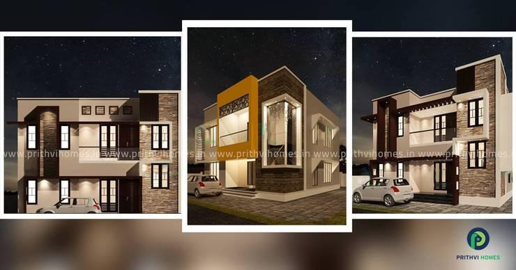 Balcony by Prithvi Homes