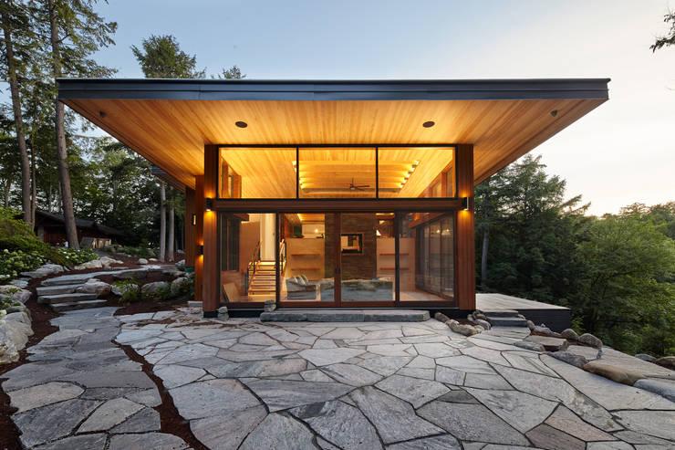 Custom Homes in Ontario:  Houses by Trevor McIvor Architect Inc