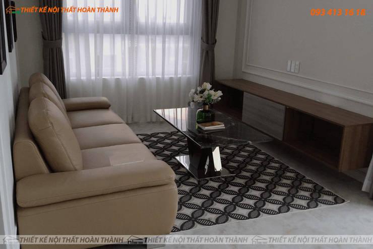 Phòng khách by Hoàn Thành Group