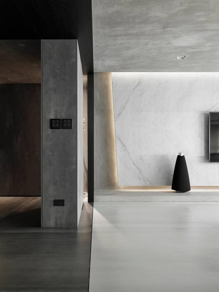 客廳:  客廳 by Nestho studio