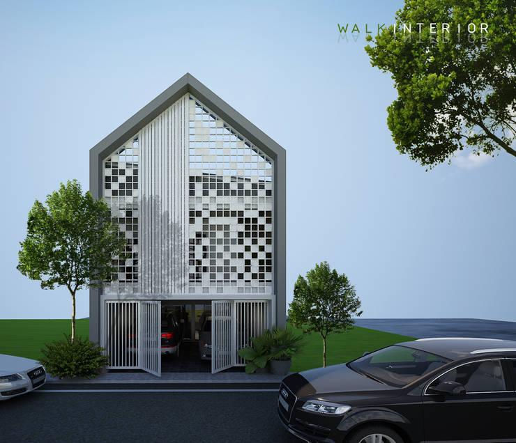 design home:  บ้านเดี่ยว by interir design work
