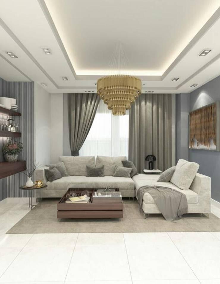 فيلا فى مدينه الشروق من lifestyle_interiordesign حداثي