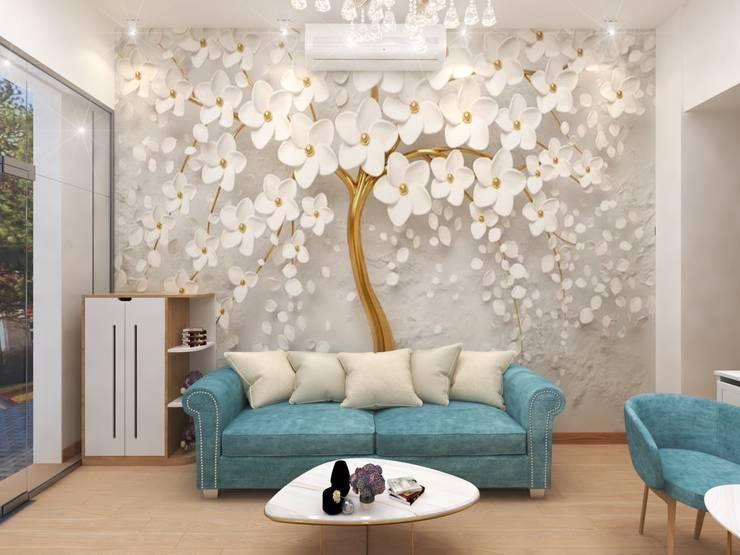 phòng khách spa:  Spa by Công Ty TNHH Funi