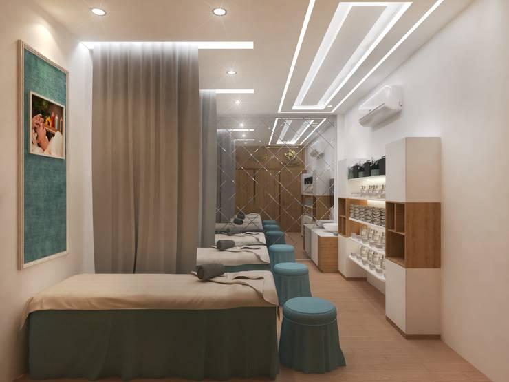 Phòng điều trị spa:  Spa by Công Ty TNHH Funi