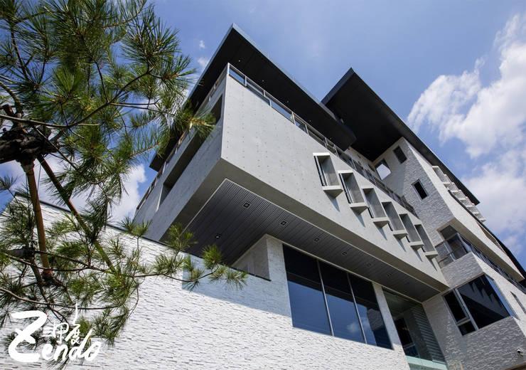 層峰:  房子 by Zendo 深度空間設計