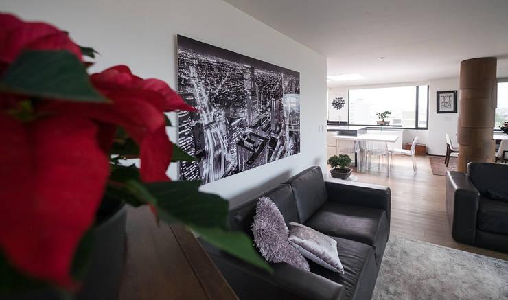 par Fotografías Fine Art para espacios más bellos Moderne Aluminium/Zinc