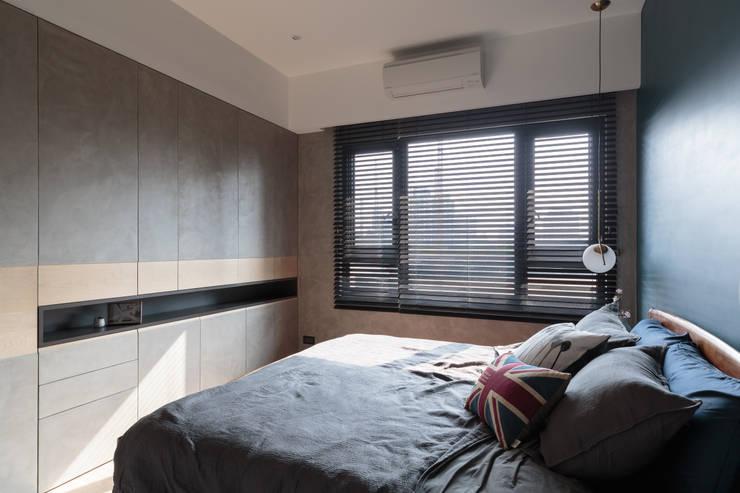 Schlafzimmer von Moooi Design 驀翊設計