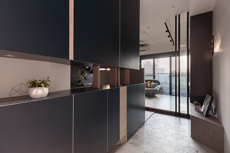 Corridor & hallway by Moooi Design 驀翊設計