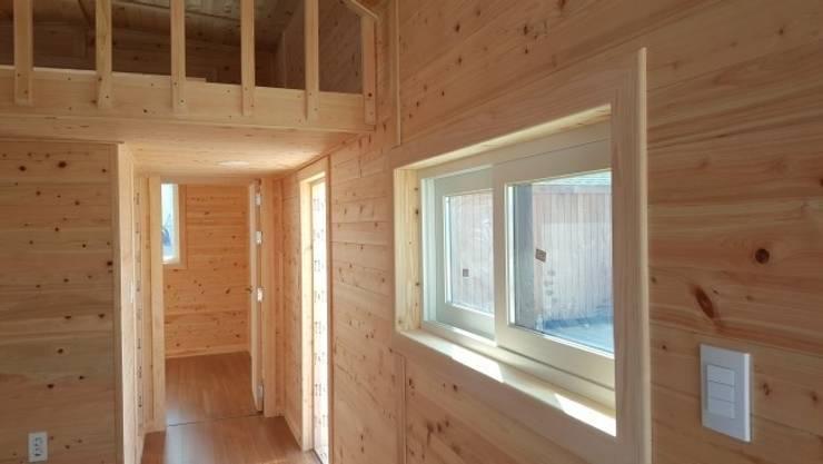 풍경채(내부): 풍경우드테크의  방,