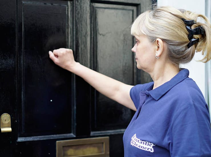 Move Out Cleaning Service:  Doors by Fantastic Cleaners Melbourne