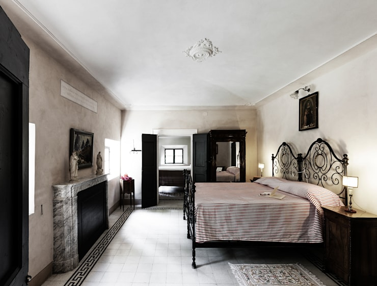 غرفة نوم تنفيذ elena romani PHOTOGRAPHY