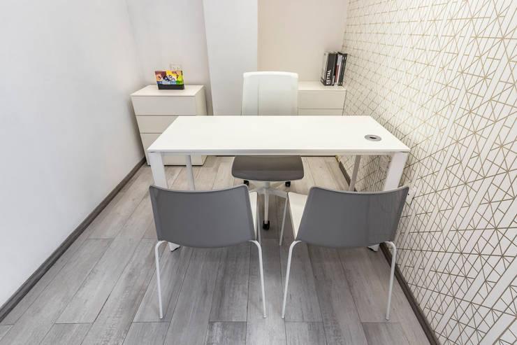 OFICINA S: Oficinas de estilo  por Design Group Latinamerica