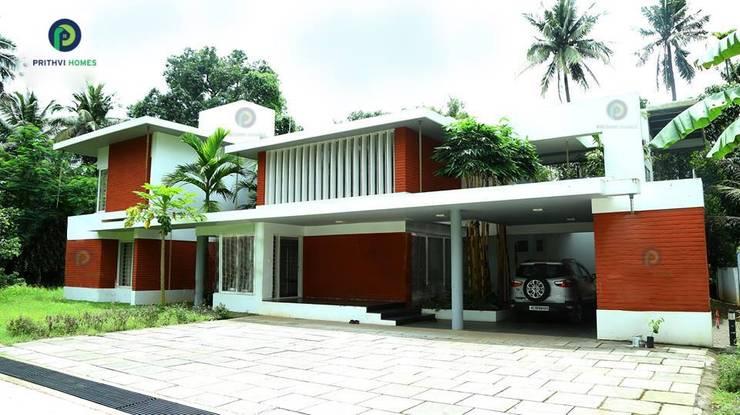 Balcony by Prithvi Homes, Asian