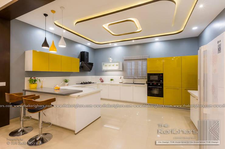 Kitchen Designs :  Kitchen units by The KariGhars