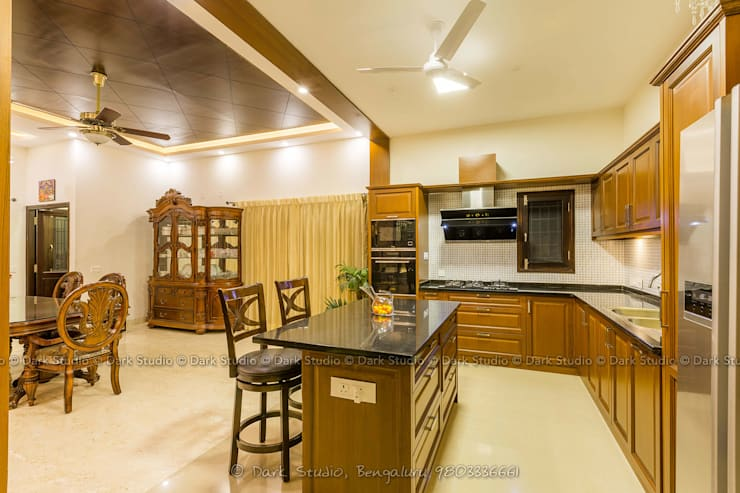 Kitchen Designs :  Kitchen by The KariGhars