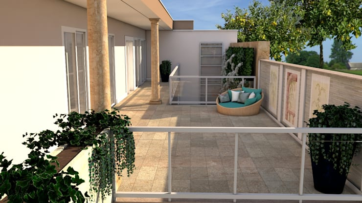 Patios & Decks by PROJETARQ