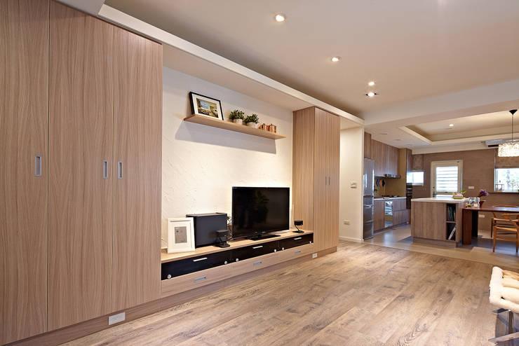 歸屬感:  地板 by 耀昀創意設計有限公司/Alfonso Ideas