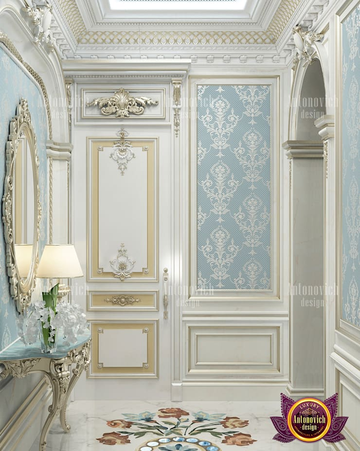Outstanding Classic Door Designs for Luxury Homes:   by Luxury Antonovich Design