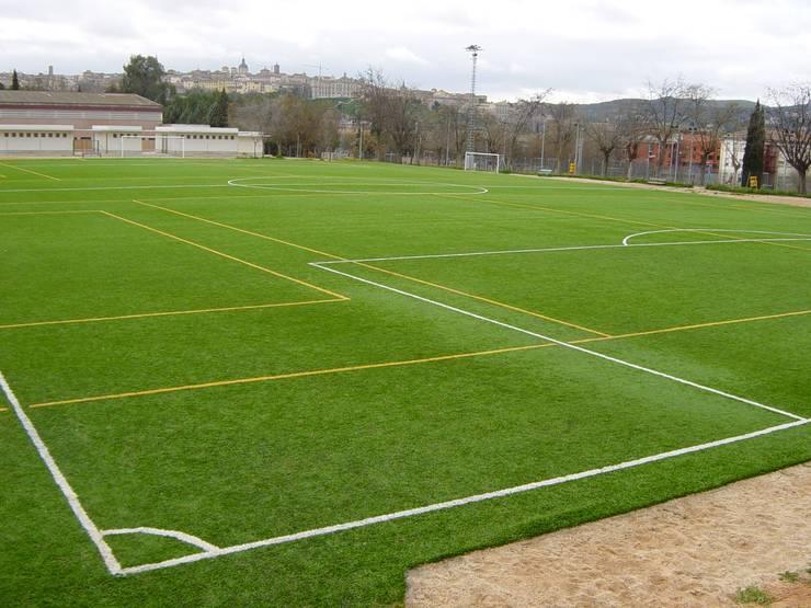 Stadiums by Albergrass césped tecnológico