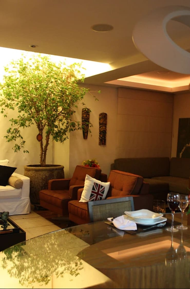 Modern living room by RQ ARQ Modern