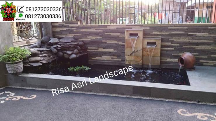 jasa pembuatan kolam minimalis di surabaya harga murah:   by cv. riasla