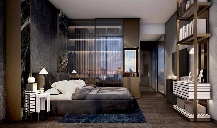 Bedroom by Metaphor Design Studio, Modern